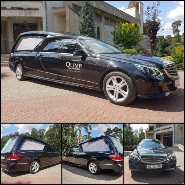 Karawany pogrzebowe - Olimp Łask