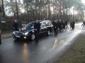 Podczas pogrzebu - kondukt pogrzebowy
